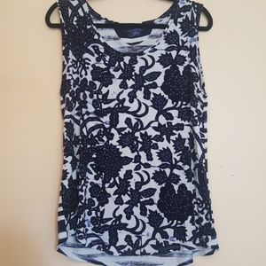 3 for $12 LOFT sleeveless top. Size L